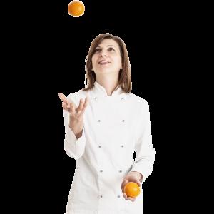 SHOW COOKING Silvia Cappellazzo Vegna Chef E Naturopata