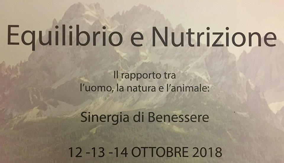 EQUILIBRIO E NUTRIZIONE – Il Rapporto Tra L'uomo, La Natura E L'animale: Sinergia Di Benessere