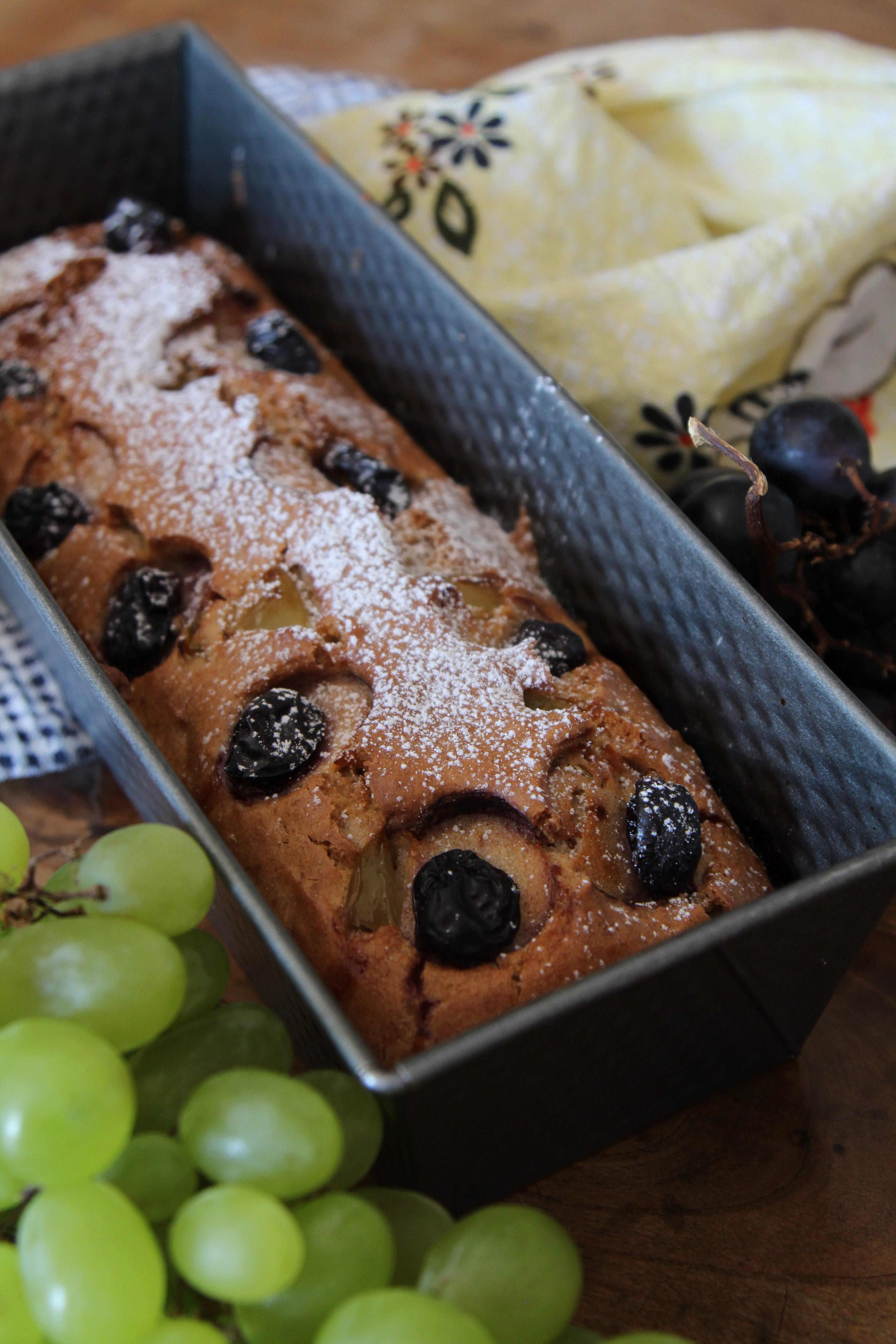 Fermenti – Plumcake All'uva