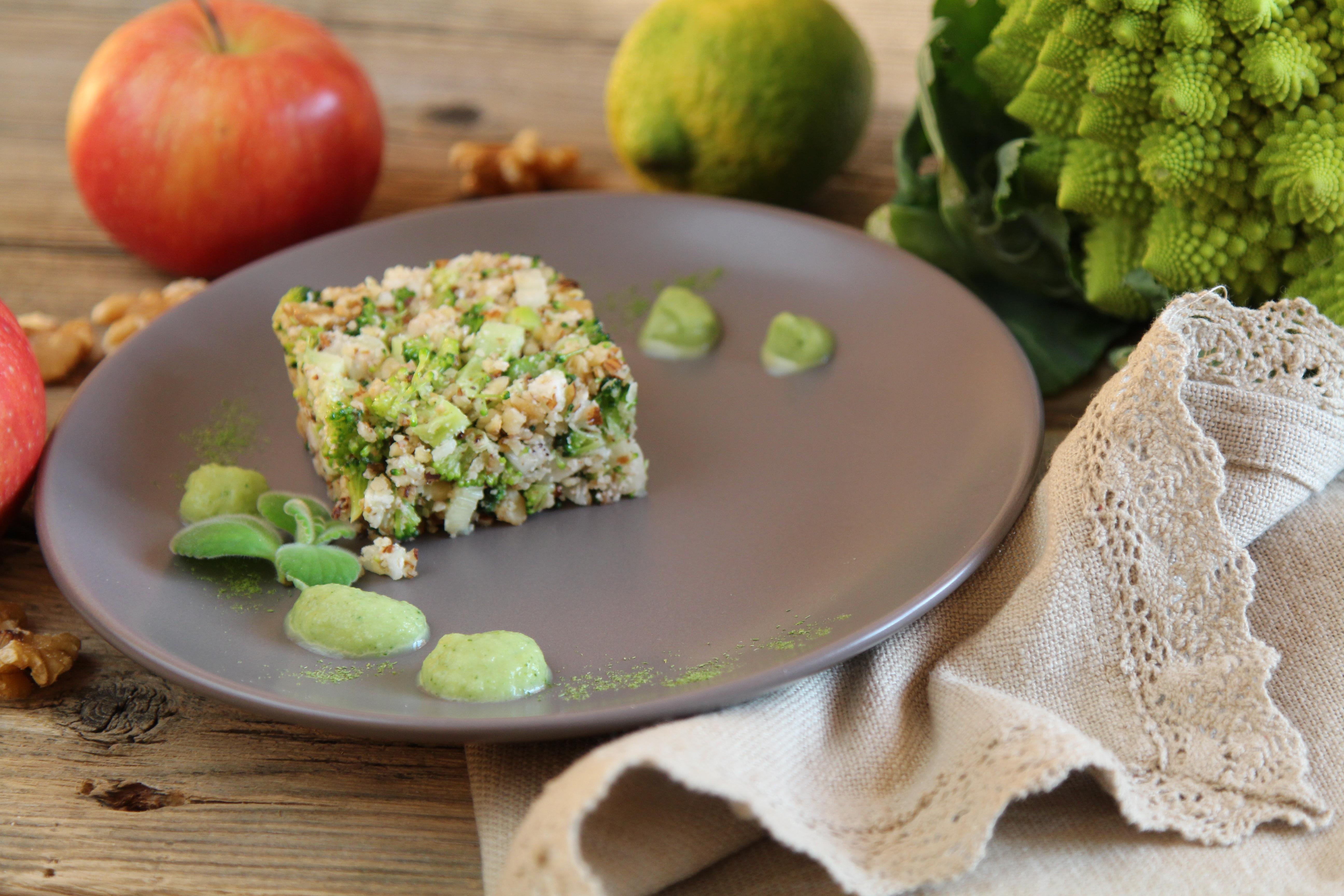 Leggerezza – Tartare Di Broccolo Detox