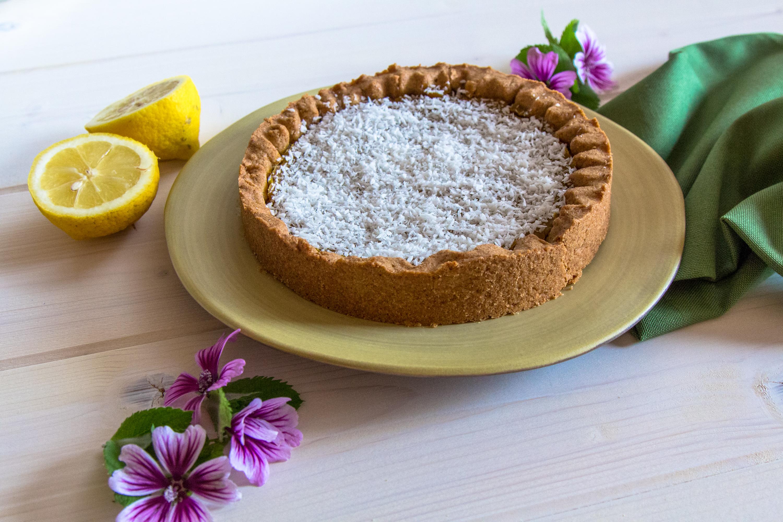 Lentezza Consapevole – Crostata Cocco E Limone